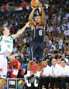 2010 FIBA World Championship - Day Two
