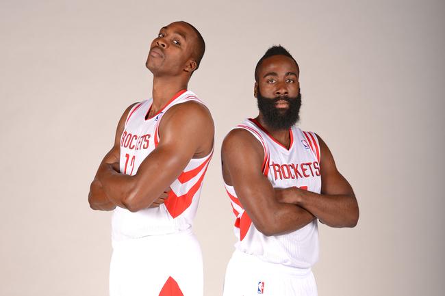 Houston Rockets Media Day 2013